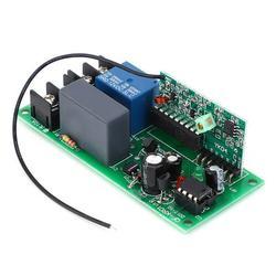 OTVIAP Switch Module,Wireless Remote Control Switch,QF-KR01 Wireless Remote Control Switch Relay AC 220V Switch Module with Remote Control