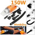 lzndeal Portable Car Vacuum Cleaner Mini Handheld Multi-Function Vacuum for Vehicle Home 150W