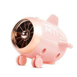 Tomshoo Mini Speaker Portable Wireless Speaker Built-in Mic 10-Hour PlayTime Digital Smart Speaker for Home Outdoor Travel Pink