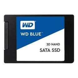 """WD TDSourcing Blue 3D NAND SATA SSD WDS200T2B0A - Solid state drive - 2 TB - internal - 2.5"""" - SATA 6Gb/s"""