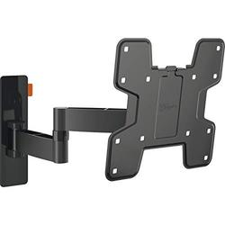 Vogel's Wall 3145 Full-Motion TV Wall Mount for 19-43 inch TVs Max. 33 lbs (15 kg) Swivels up to 180º Tiltable TV Wall Mount Max. VESA 200x200 Universal Compatibility, Black (Wall 3145 B)