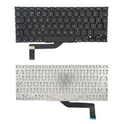 Kritne UK Layout Keyboard Replacement,Laptop Replacement Keyboard,Keyboard Replacement Black UK Layout Fit for Pro 15(A1398)2012-2015