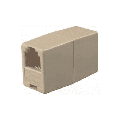 Allen Tel Products AT210-6 IN LINE COUPLER 6C
