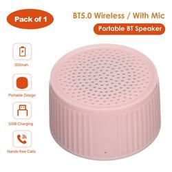 BT5.0 Speakers Portable Mini BT Speaker Support Hands-free Call Music Audio Speaker