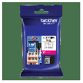 Brother Genuine Super High Yield Magenta Ink Cartridge, LC3019M, Replacement Magenta Ink, Page Yield Up To 1,500 Pages