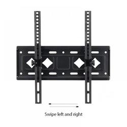 Promotion Clearance TV Wall Mount Bracket for 26 - 55 inch Flat TV Wall Mount Bracket 15°Tilt Swivel and Plasma Flat Screen TV