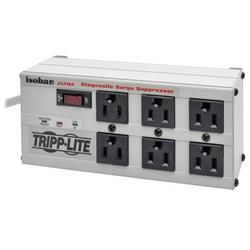 Tripp Lite Isobar 6 Ultra Three-Stage Surge and Noise Suppressors, 6 outlets By Visit the Tripp Lite Store