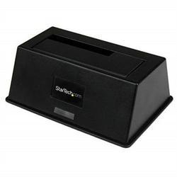 "StarTech.com eSATA/USB 3.0 SATA III Hard Drive Docking Station SSD/HDD with UASP - 2.5/3.5"" SATA I/II/III SSD/HDD Dock with UASP (SDOCKU33EBV)"