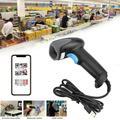 M930 Intelligent 1D+2D USB Port Laser Barcode Scanner Bar Code Reader POS Data