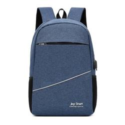 Watertight Notebook USB Backpack Handbag Rucksack Packet Anti Theft Men Backpack Travel Fashion Male Leisure Backpack Travel