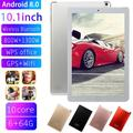 10.1 inch WiFi Tablet PC Ten Core Android 9.0 6GB+ 64GB Dual SIM Dual Camera Tablet, Silver