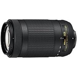 Nikon Nikkor, 70 mm to 300 mm, f/6.3, Zoom Lens for Nikon F-bayonet