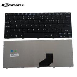 sunmall notebook keyboard replacement for aspire one d255 d255e d257 d260 d270 521h 532h 533h happy happy 2 d270 521 522 nav50 em350 series laptop us layout(6 months warranty)