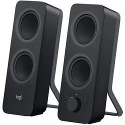 Logitech Z207 2.0 Multi Device Stereo Speaker (Black)