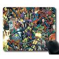 Spider-Man Custom Rectangle Mouse Pad Oblong Gaming Mousepad in 220mm180mm3mm (97) -828004