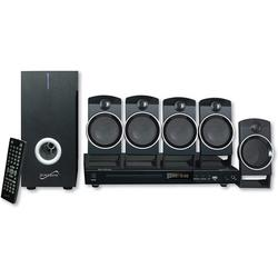 Supersonic SC37HT 5.1 Channel DVD Home Theater System, 5.1 Channel Surround Sound System By Visit the Supersonic Store