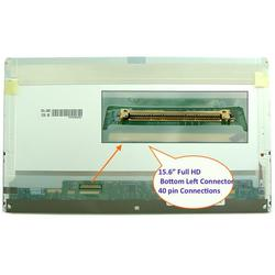 """Dell Mc6jn Replacement LAPTOP LCD Screen 15.6"""" Full-HD LED DIODE (Substitute Replacement LCD Screen Only. Not a Laptop ) (0MC6JN LP156WF1(TL)(B2))"""