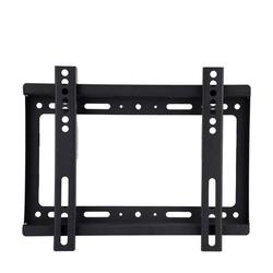 Mgaxyff Wall TV Mount, TV Wall Mounted Bracket,Universal TV Wall Mount Bracket Solid Holding Wall TV Mount for 14-40in LCD/LED TV