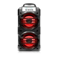 Technical Pro Rechargeable LED Bluetooth Speaker With Carry Handle