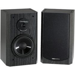 Bic America Dv62sib 175-watt 2-way 6.5-inch Bookshelf And Surround Speakers
