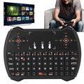Mgaxyff Mini Wireless Keyboard,Remote Control Wireless Keyboard,i9 Mini Wireless Keyboard Handheld Remote Control Smart Keyboard with Air Mouse Touchpad