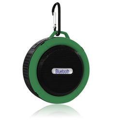 Lemonbest Hands-Free Shower Speaker Bluetooth Speaker Waterproof Speaker Wireless Speaker With 5W Driver Suction Cup