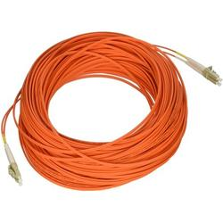 Tripp Lite Duplex Multimode 62.5/125 Fiber Patch Cable (LC/LC), 46M (150-ft.)(N320-46M) , Orange, Product Type - Patch Cable By Visit the Tripp Lite Store