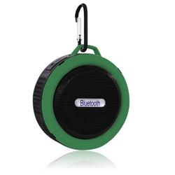 Hands-Free Shower Speaker Bluetooth Speaker Waterproof Speaker Wireless Speaker With 5W Driver Suction Cu
