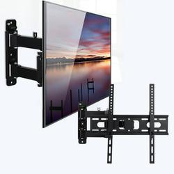 OTVIAP TV Mount Bracket, Universal Adjustable Wall Mount Stand Bracket Holder Rack for 17-55 inch LCD LED TV Display, TV Mount Holder