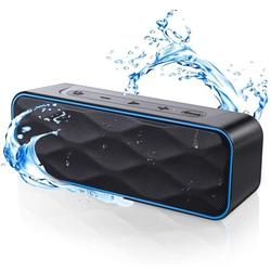 Bluetooth Speakers, ZoeeTree S1Pro Speaker Bluetooth Wireless with 20W HD Sound & Deep Bass, IPX7 Waterproof Speaker with 36Hours, 100Ft Wireless Range, Portable Speakers for Home, Outdoors, Travel