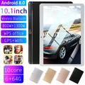 """10 """"inch Tablet PC 4 + 64GB Android 8.0 Dual SIM Dual Camera GPS Wi-Fi Android Tablet-Black"""
