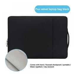 Waterproof Laptop Sleeve Bag with Pocket for ASUS ASUSPRO/Chromebook/EeeBook/Vivobook Casual Shoulder Computer Bag 11 12.5 13 14 15 15.6Inch