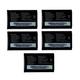 KIT 5x LG LGIP-530B 1100 mAh Replacement Battery for Versa VX9600 Dare VX9700 (Refurbished)