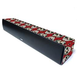 Pop Culture Skin For ZVOX AccuVoice TV Speaker Model AV155 Protective, Durable, and Unique Vinyl Decal wrap cover Easy To Apply, Remove, and Change Styles Made in the USA
