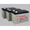 Replacement for 3390-BATTERY (3) 12 VOLT / 8.5AH UPS BATTERY replacement battery