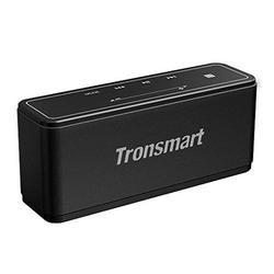 Portable Bluetooth Speakers, Tronsmart Mega 40W Bluetooth 4.2 Wireless Speakers with 15-Hour Playtime, TWS, Dual-Driver Portable Wireless Speaker with Built-in Mic, NFC, Deep Bass, LED Backl