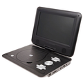 """Onn 10"""" Portable DVD Player with USB, Aux 3.5mm, & 5-hr Battery 100008691 (Manufacturer Refurbished)"""