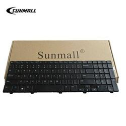 SUNMALL laptop Keyboard Replacement for Inspiron 15 3521 3537 15v-1316 15R 3521 3537 5521 5528 5537 5535 M531R atitude 3540 Vostro 2521 US Layout P/N NSK-LA0SC NSK-DY0SW SG-60000-XUA