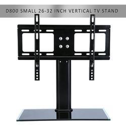 Higoodz TV Table Bracket, 26-32 Adjustable Universal TV Stand Pedestal Base Mount Flat Screen TV Stand Replacement