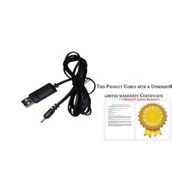 UPBRIGHT NEW USB Data / Charging Cable Charger Power Cord Lead For Standard Horizon HX300 HX300E Floating Handheld VHF FM Marine Transceiver Radio