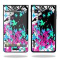 Abstract Skin For LG Optimus F3 Protective, Durable, and Unique Vinyl Decal wrap cover Easy To Apply, Remove, and Change Styles Made in the USA
