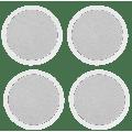 "Polk High-Performance 6.5"" 2 Way Natural Surround Sound In-Ceiling Speaker System (Set Of 4)"