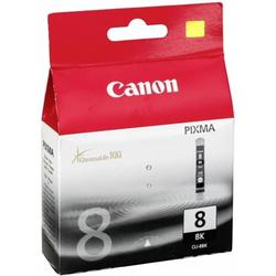 Canon Compatible CLI-8BK Black Ink Tank for use with PIXMA iP4200 - 0620B002, Delivers high quality and durability all at once By Visit the Canon Store