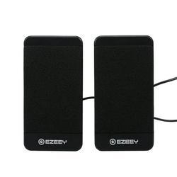 S4 Mini Desktop Computer Speaker Mobile Phone Laptop Speaker Portable Subwoofer USB Wired Multimedia Speaker Black