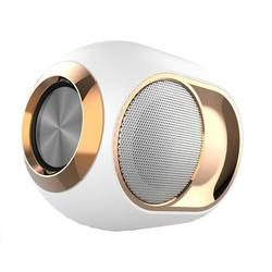 High-End Wireless Speaker Bluetooth Speaker Subwoofer Stereo Support TF Card USB Flash Drive