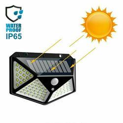 Solar Motion Sensor Light Outdoor,New Upgrade 100 LEDs Solar Lights Outdoor,Motion Solar Lights Outdoor Waterproof,Led Solar Lights Outdoor Motion Sensor,Super Bright Solar Sensor Lights