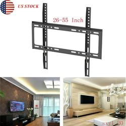 Brand New TV Mount for Most 26-55 Inches TVs, Universal Tilt TV Wall Mount with Loading 110 lbs & Max VESA 400x400mm,Low Profile Wall Mount Bracket