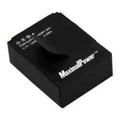 Maximalpower for GoPro HERO3 Battery, Fits GoPro HERO3+, AHDBT-201, AHDBT-301, AHDBT-302 Replacement Battery (1 Battery)