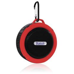 Onever Hands-Free Shower Speaker Bluetooth Speaker Waterproof Speaker Wireless Speaker With 5W Driver Suction Cup