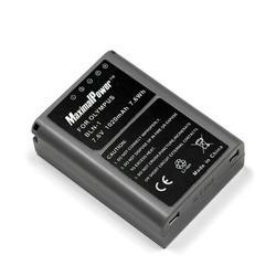 Battery For Olympus BLN-1 OM-D E-M5 PEN E-P5 HLD-6 1020mAh (1 Pack)